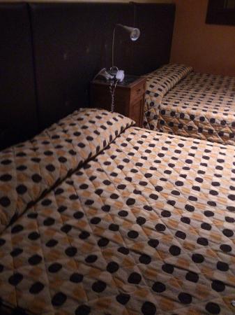 Hotel Accursio: Das Schlafzimmer