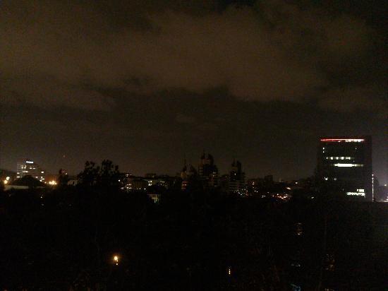Hotel Accursio: Blick vom Balkon