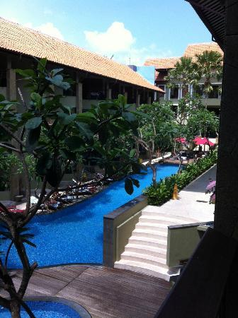 All Seasons Legian Bali: la piscine