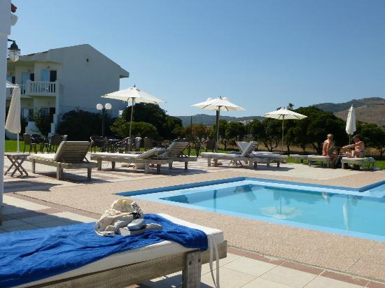 Chryssana Beach Hotel : Hotel Pool