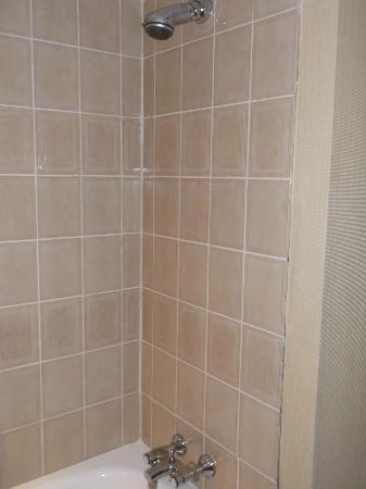 Sheraton Lagos Hotel: shower