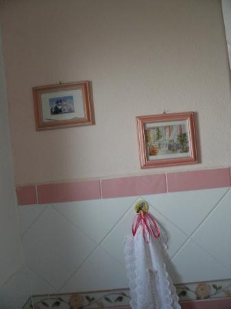 Agriturismo San Giorgio: dettaglio bagno