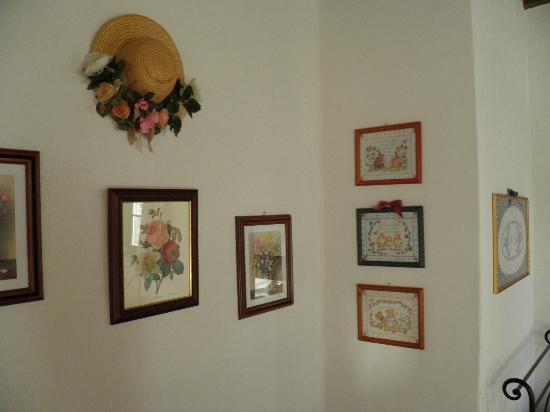 Agriturismo San Giorgio: dettaglio parete