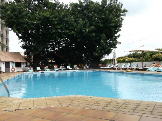 Sheraton Lagos Hotel: swimming pool