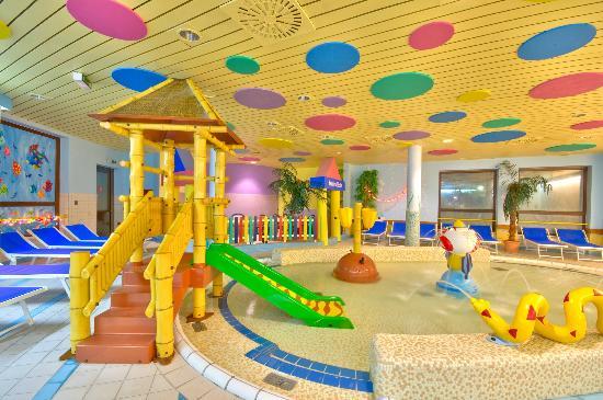 Westfalen Therme am Vital-Hotel: Babybereich in der Wasserwelt