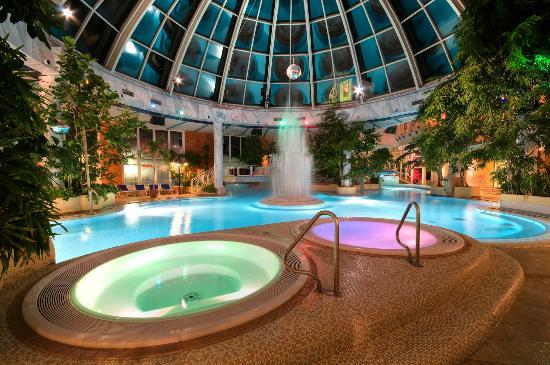 Westfalen Therme Bad Lippspringe Hotel