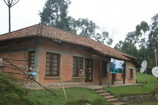 Gisakura Guest House: information center at Gisakura