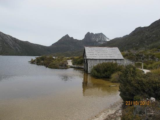 Tasmania I Drive: Dove Lake