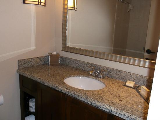 Hilton Phoenix/ Mesa: basin
