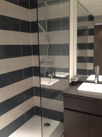 Hotel Serge Blanco & Thalassotherapy Center : salle de bains