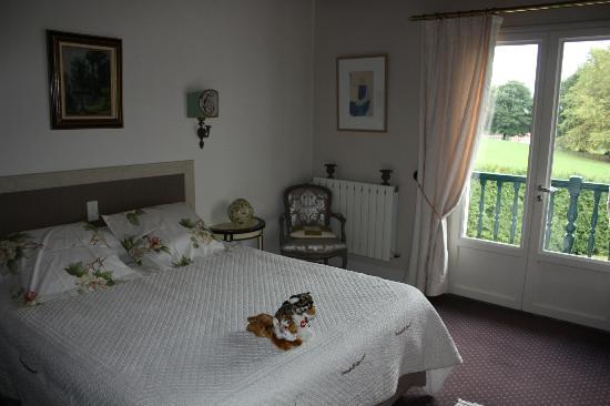 Maison Elgartea : habitación