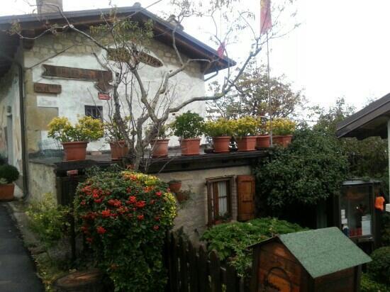 Pavullo Nel Frignano, อิตาลี: il ristorante