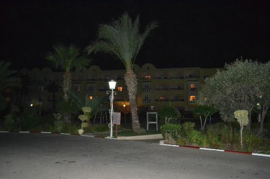 Houda Golf and Beach Club: Hotel Grounds