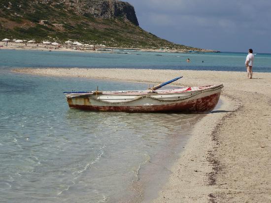 Chryssana Beach Hotel: Bolis Beach