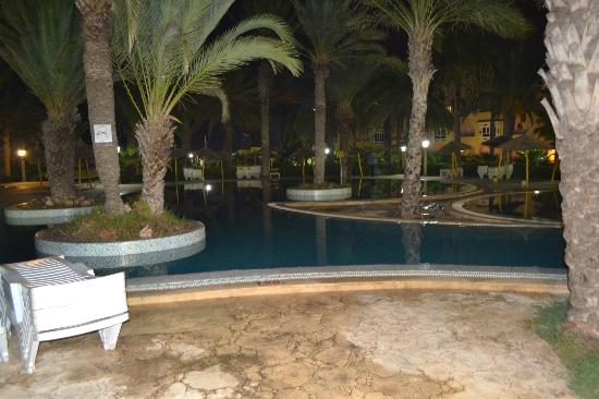Houda Golf and Beach Club: Lazy Pool
