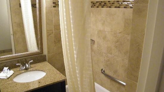 Best Western El Rancho Palacio: bath