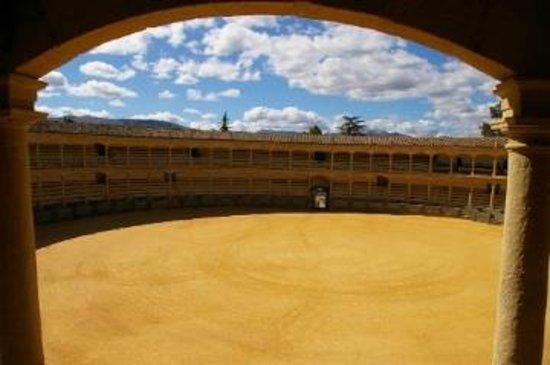 Plaza de Toros: Placa de Torros, Ronda