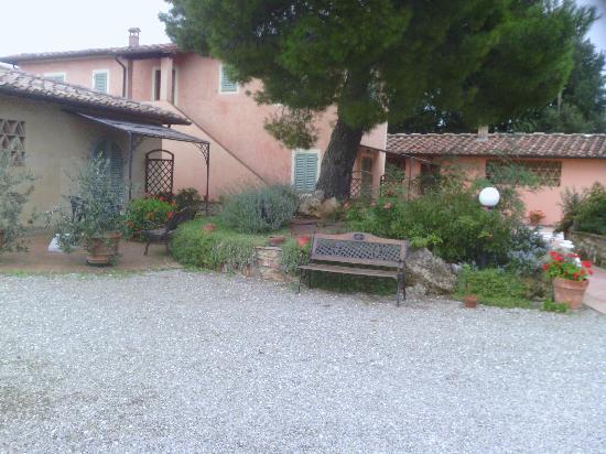 Antico Borgo il Cardino: Panoramica