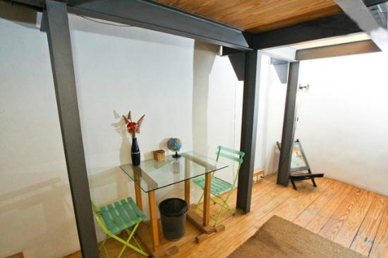 Magas House Jerusalem Vacation Accommodation: ground level