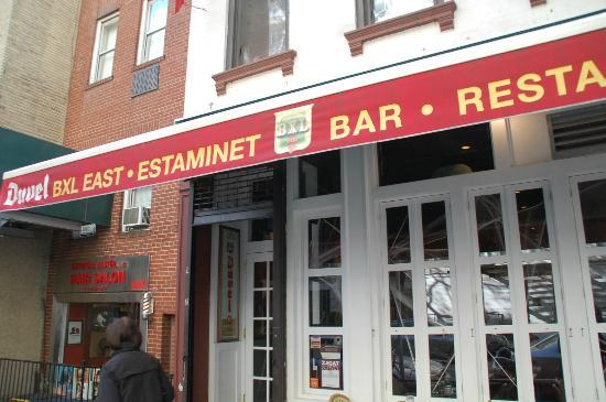 Photo of Belgian Restaurant BXL East at 210 E 51st St, New York City, NY 10022, United States