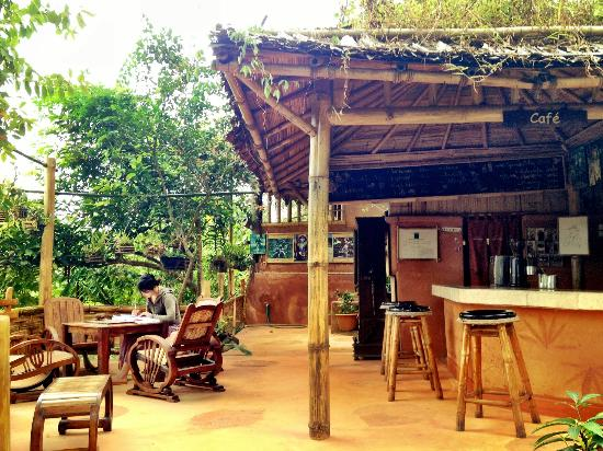 Phu Chaisai Mountain Resort: Coffee shop