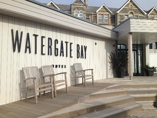 Watergate Bay Hotel bietet