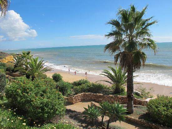 Grande Real Santa Eulália Resort & Hotel Spa : Santa Eulalia Beach