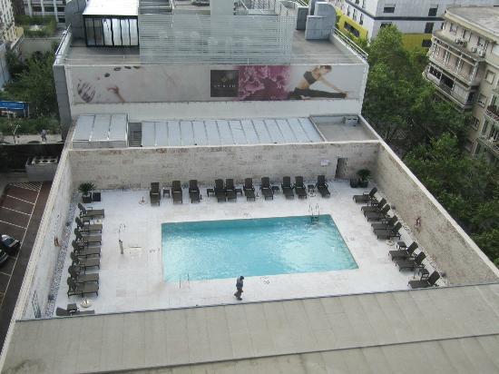 Picture of sheraton lisboa hotel spa lisbon tripadvisor for Lisbon boutique hotel swimming pool