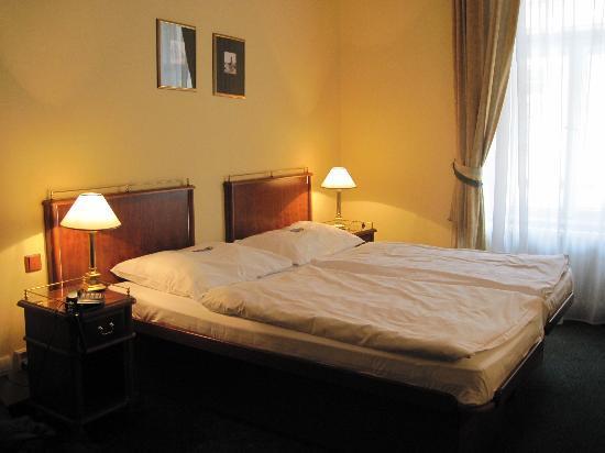 Hotel William: notre chambre