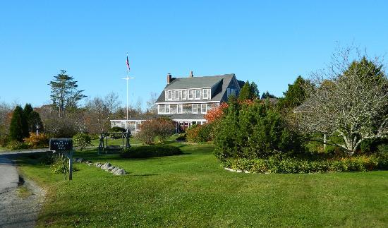 Bradley Inn: The Bradley Inn - October 2012 