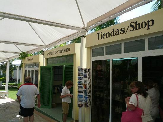 Melia Cayo Coco: Shops