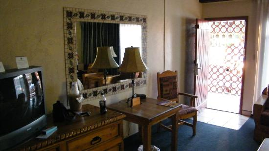 Best Western Mission Inn: interior of room