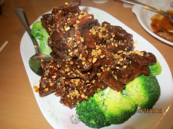 Spicy crispy beef - Picture of Veggie House, Las Vegas - TripAdvisor
