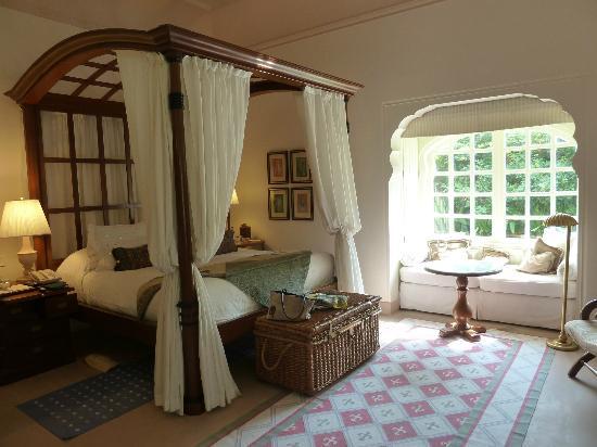 ดิ โอเบอรอย ราชวิลาส: Bedroom