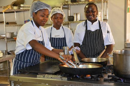 Singita Sweni Lodge: Our visit to the Cooking School
