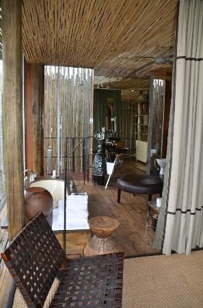 Singita Sweni Lodge: More of our room