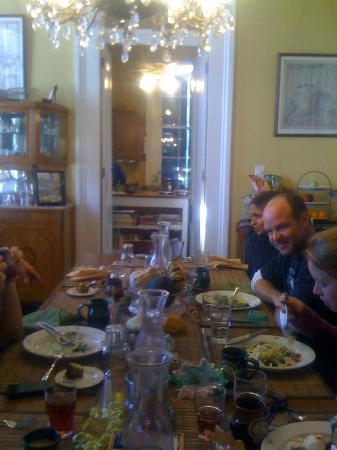 Ashton's Bed and Breakfast: You'll savor breakfast