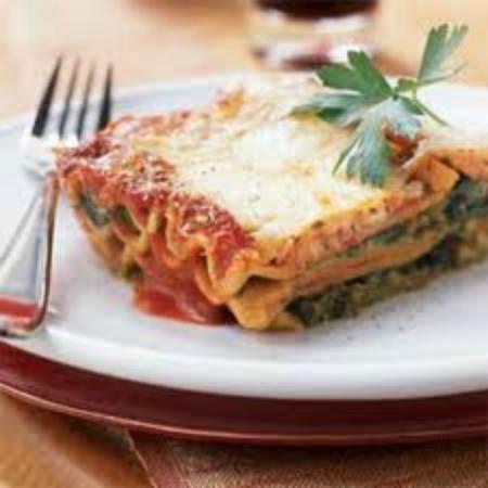 Mizzoni Pizza & Pasta Co.: LASAGNE