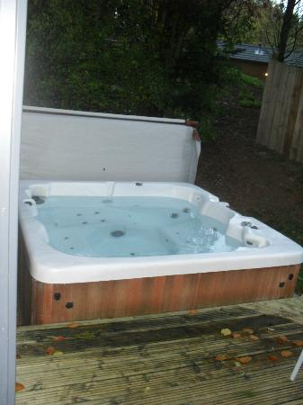 Westholme Estate: Personal Hot Tub!