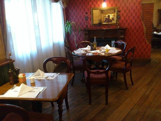 Chelsea Plaza Hotel: Restaurant