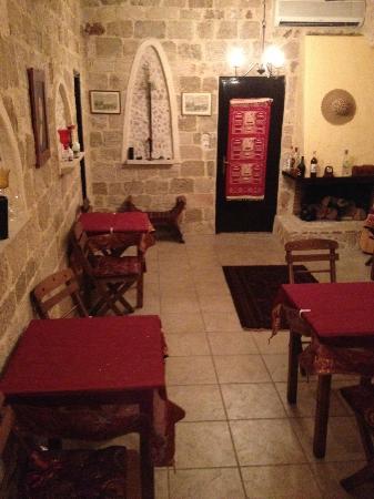 Spot Hotel: Dining area