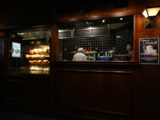 black woods grill bar decor - Bar Decor