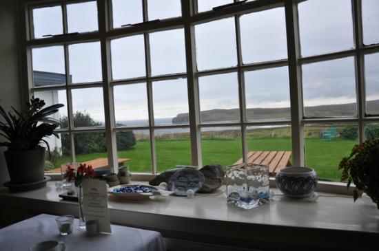Melvich Hotel: Breakfast view