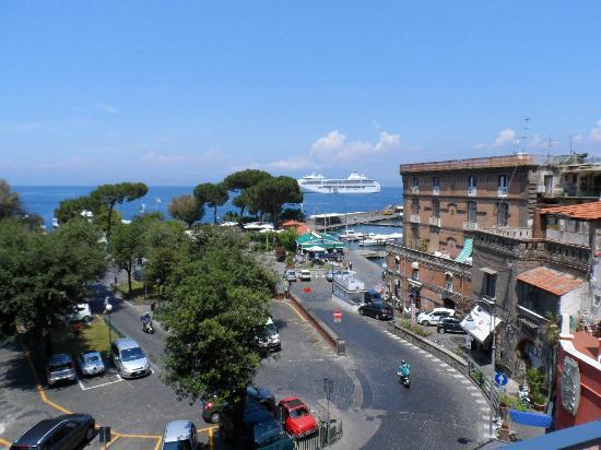 Hotel il Faro: Awesome location