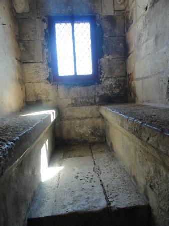 Tour Saint-Nicolas : intérieur