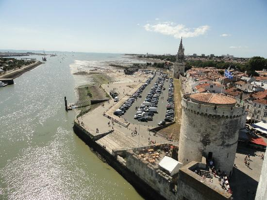 Tour Saint-Nicolas : vue