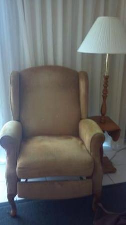 Howard Johnson Resort Hotel - ST. Pete Beach FL: Old Chair