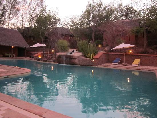 Suarez Hotel: la piscine