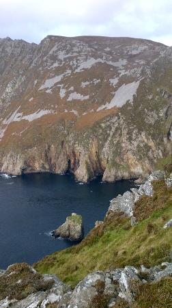 The Arches Country House: Highest Sea Cliffs in Europe. Drive not as trecherous as some described
