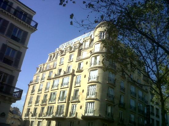 Hotel Carlton's: Hotel
